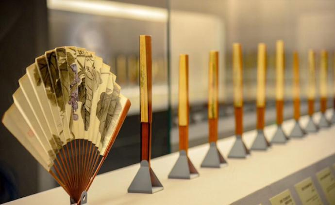 现场|上博金西厓竹刻特展: 五百年来竹人之外独树一帜