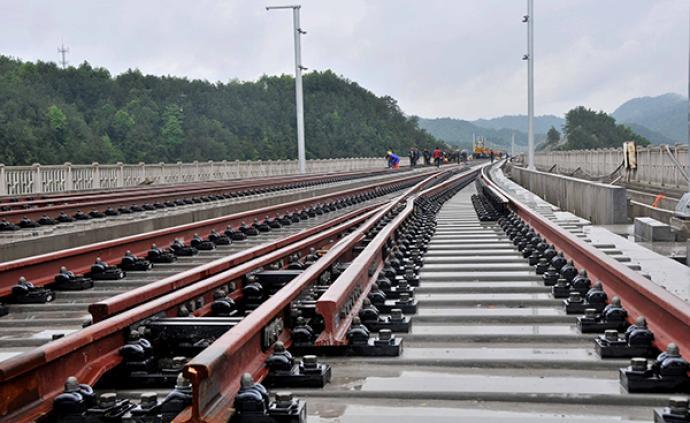 滬蘇湖、通蘇嘉甬鐵路將開工,明年浙江鐵路投資將超500億