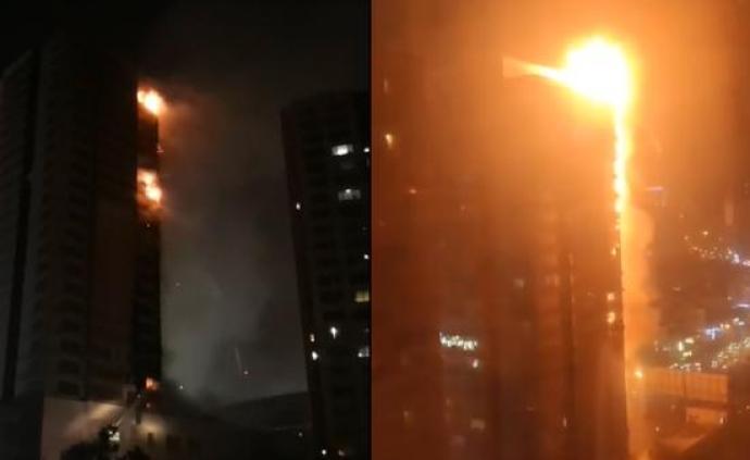 沈陽居民樓大火系插排電源線故障引起,嫌疑人被刑拘