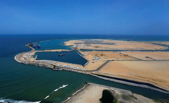 斯里蘭卡總理:將大力推進中斯合作建設的科倫坡港口城項目