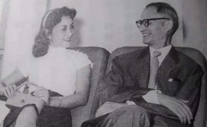 蔡登山︱ 塵封六十年的《蔣夢麟日記,1957》
