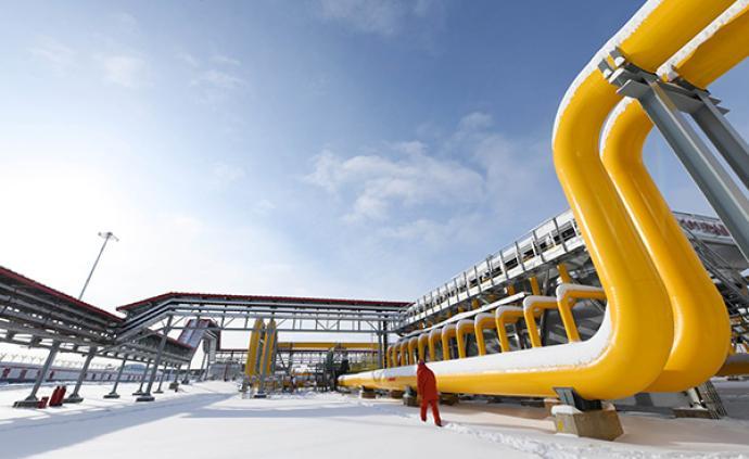 新华社专访国家管网公司有关负责人:提高油气资源的配置效率
