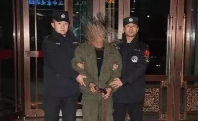 砍伤妻子砍死满月儿子,内蒙古一男子潜逃22年在黑龙江落网