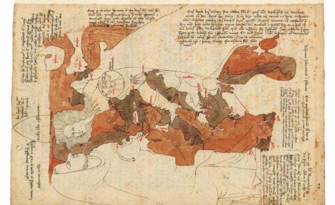 古人為何要畫地圖?