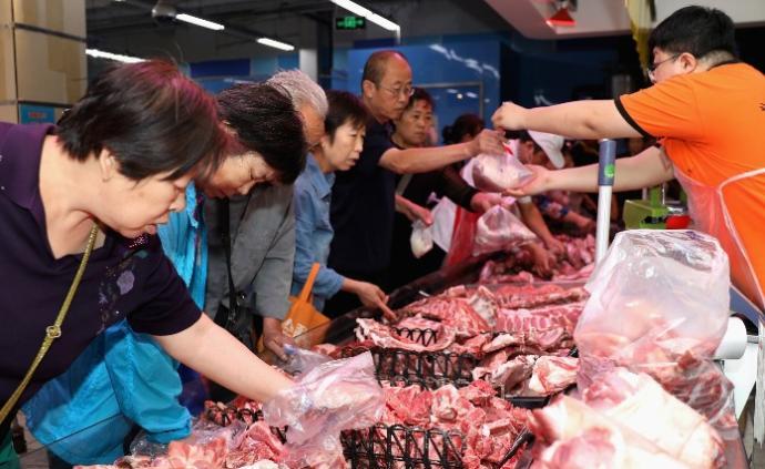 新一批4萬噸中央儲備凍豬肉即將投放競價交易