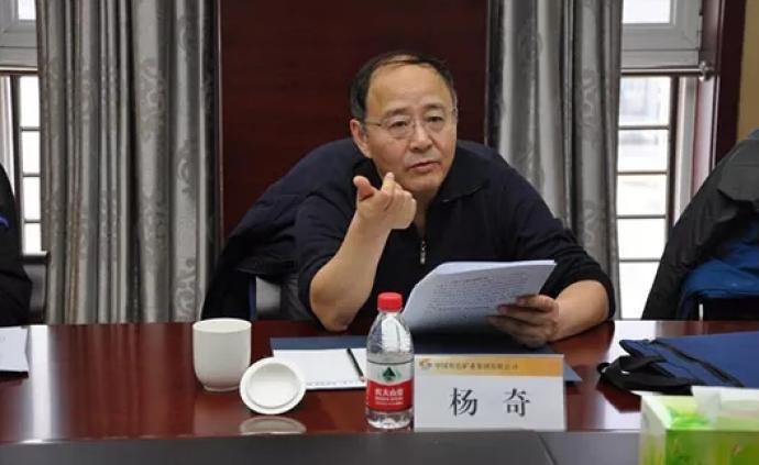 中國有色集團副總楊奇被查,獲任子公司董事長6天旋即辭職