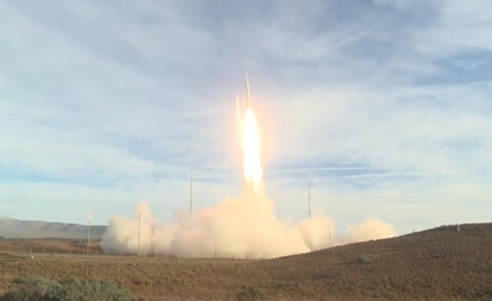 美國退約后首次試射中程彈道導彈,美國防部稱配備常規彈頭