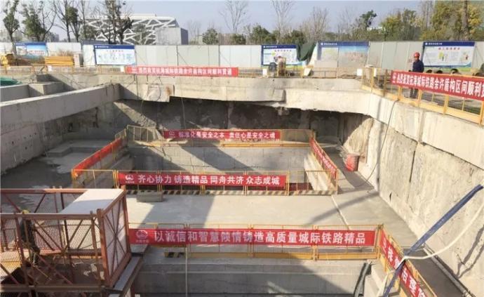 """助力形成""""轨道上的长三角"""",杭州-海宁城际铁路全线贯通"""
