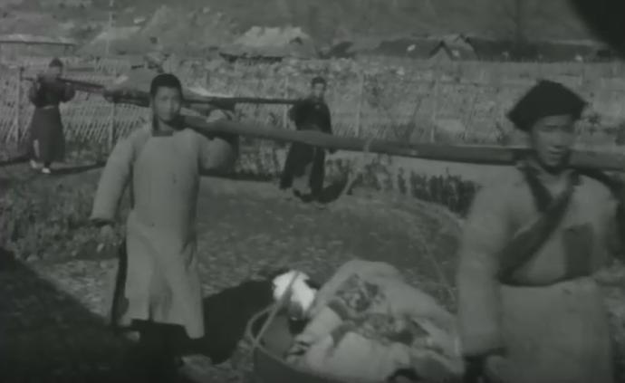 南京大屠杀再添37分钟影像铁证:35秒镜头11人遇害