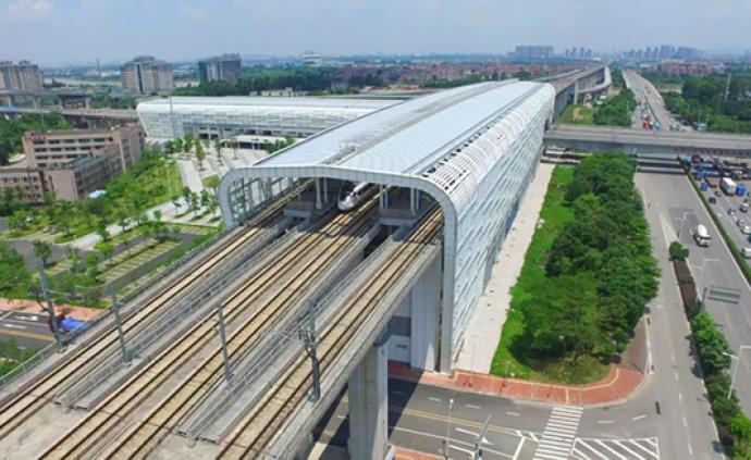 穗深城际12月15日正式开通,票价与广深城际铁路基本相当