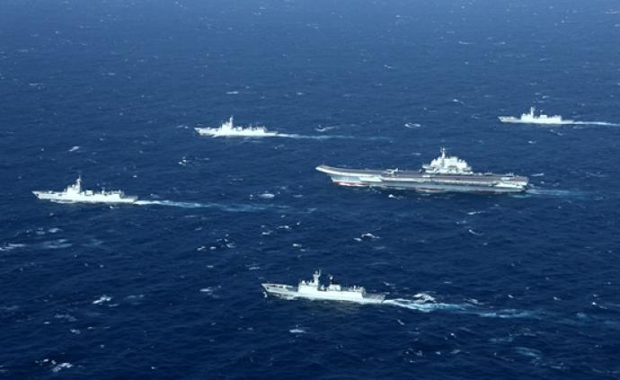 海军举行晋升将官军衔仪式:4人晋升中将,27人晋升少将