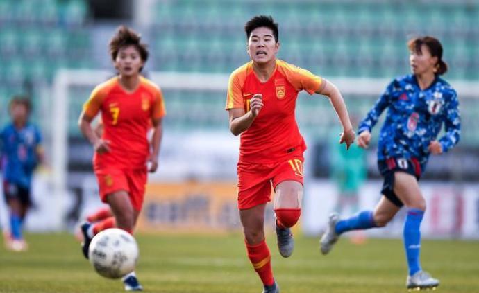 中国女足东亚杯0比3不敌日本,对阵日本女足四连败