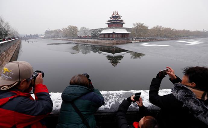 """北京外来人口三年负增长,常住人口""""两连降"""""""