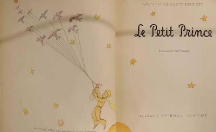 隨筆 與《小王子》一見鐘情后的玫瑰繪寫與藝術人生