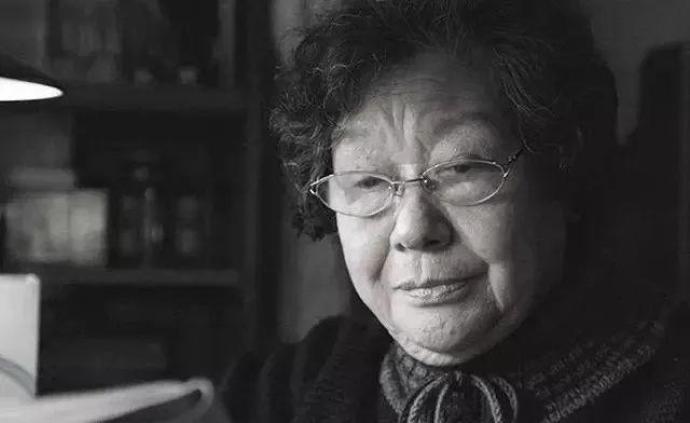 著名錫劇表演藝術家姚澄逝世,系著名作家葉兆言之母