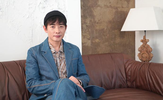 专访|罗晋:在《鹤唳华亭》里没有故意装少年