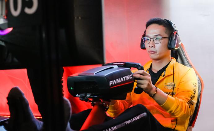 電競賽車不斷融合,F1電競中國總決賽即將上演