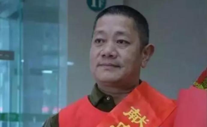 """湖北48岁""""献血大王""""汪炎平去世,无偿献血73600毫升"""