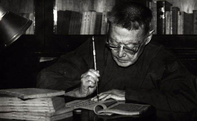 史學沙龍︱景蜀慧:陳寅恪先生與繆鉞先生的書信交往