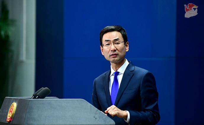 外交部:四名中国籍船员在加蓬被绑架,中方要求加方立刻营救