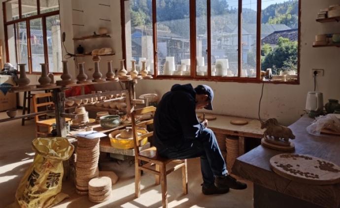 龍泉訪青瓷小記:古窯廠和新民宿