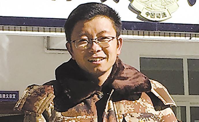 追記四川工業科技學院扶貧干部李軍:青春在雪域高原上定格