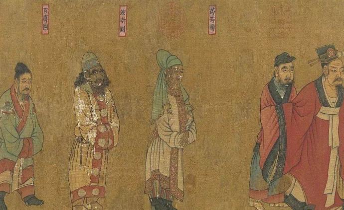 閻立本《職貢圖》、巨幅山水漸次呈現,臺北故宮公布新年特展