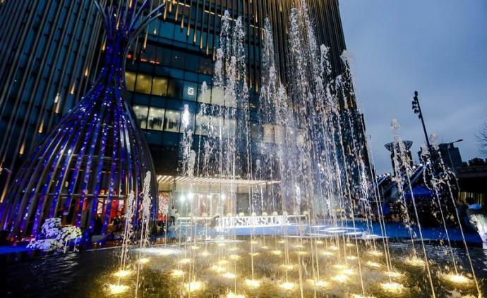 華潤時代廣場兩年升級改造完畢,亮相劇院式商業