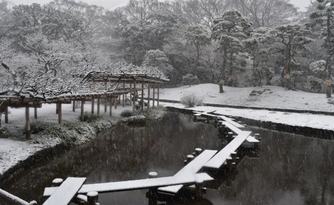 東京都內的深山幽谷:小石川后樂園