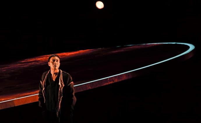 濮存昕胡軍第二次同臺演出《哈姆雷特》,2020巡演開啟