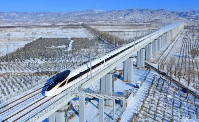 京張高鐵12月30日開通運營,今日18時開始售票