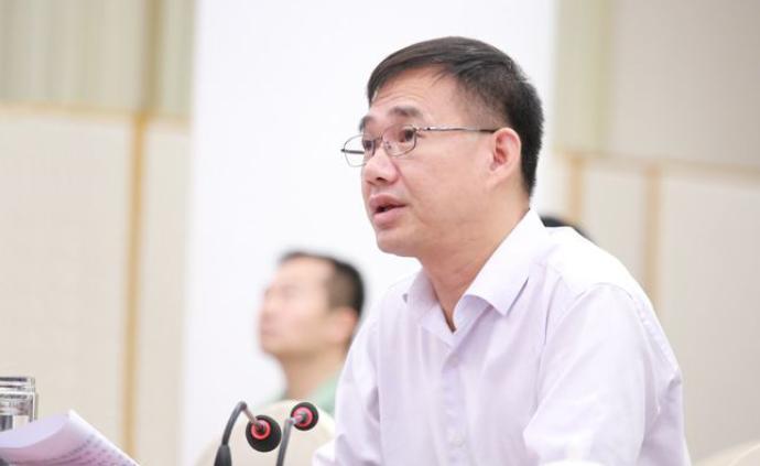 海南儋州市長朱洪武調任湖南永州市委副書記、代市長