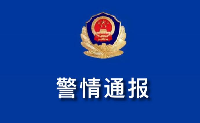 京藏高速兩車追尾:一危化品重型半掛車起火爆炸,致1死6傷