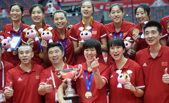 2019年中國體育獲128個世界冠軍,創16項世界紀錄