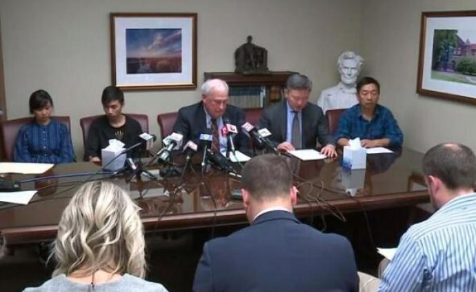 章瑩穎家人對伊大香檳分校提起民事訴訟,遭聯邦法官駁回