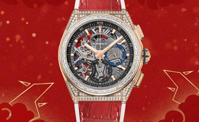 """""""紅""""運正當時,戴上紅色腕表喜迎新年"""