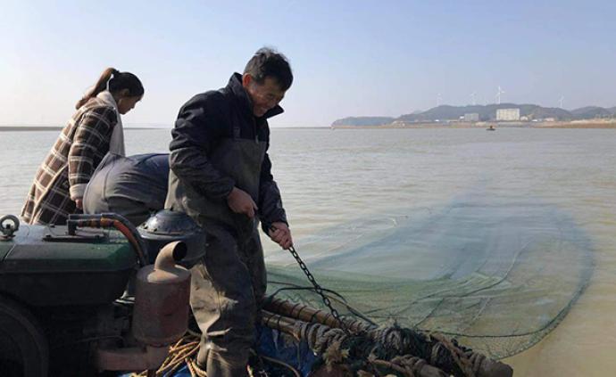 長江大保護 末代漁民②:作業區逐漸縮小,禁捕前已遭遇寒冬