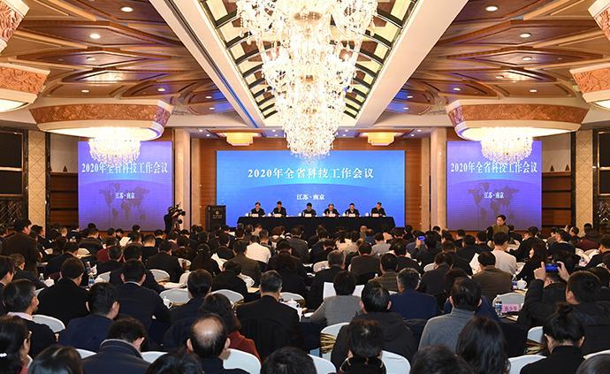 江蘇科技廳廳長談創新型省份建設:高新區發展是今年工作重點