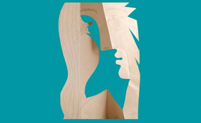 """倫敦呈現""""畢加索與紙的藝術"""":撕紙,燃紙、將紙變成了立體"""