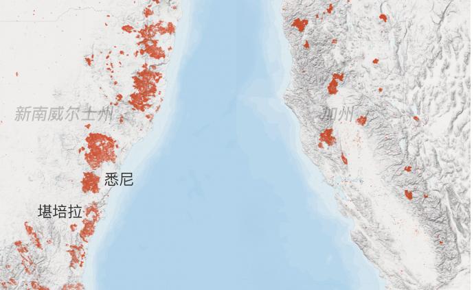 4個月,8萬平方公里,澳大利亞林火肆虐背后都發生了什么?