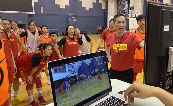 大年三十訓練,春節不休息,中國女籃為奧運資格拼了