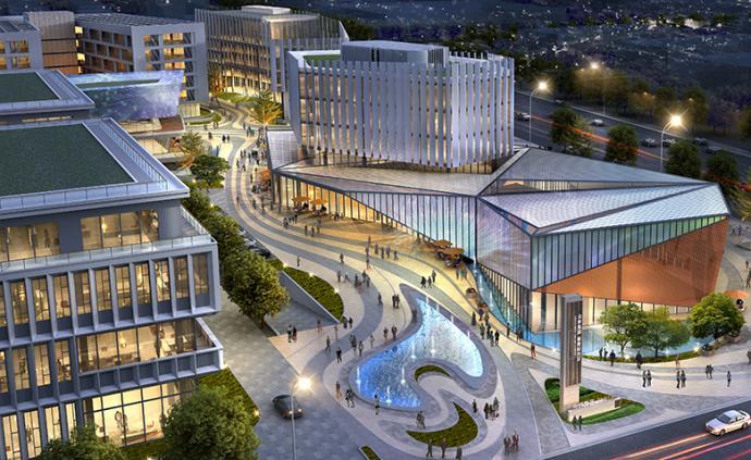 臨港新片區產城融合新動作:建無人駕駛、智慧交通的未來之城