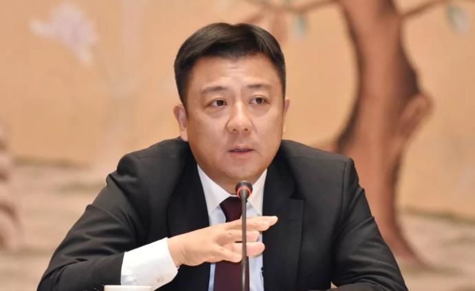 杜小剛任江蘇無錫市市長