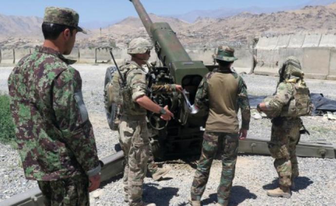 外媒:美國軍事護衛隊在阿富汗遭炸彈襲擊,塔利班宣稱負責