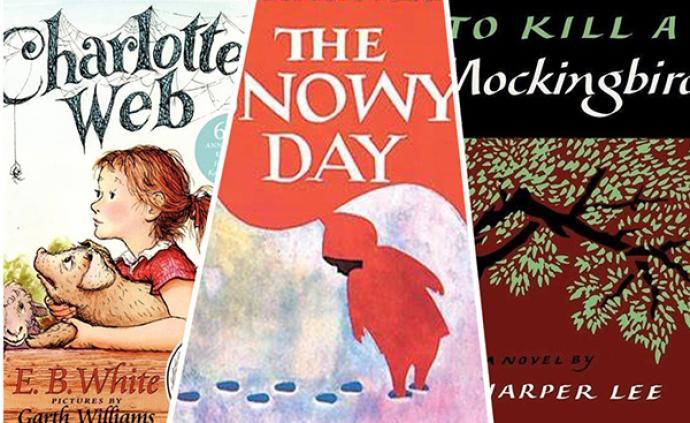 纽约公共图书馆被借阅次数最多的十本书:果然小孩最爱读书!