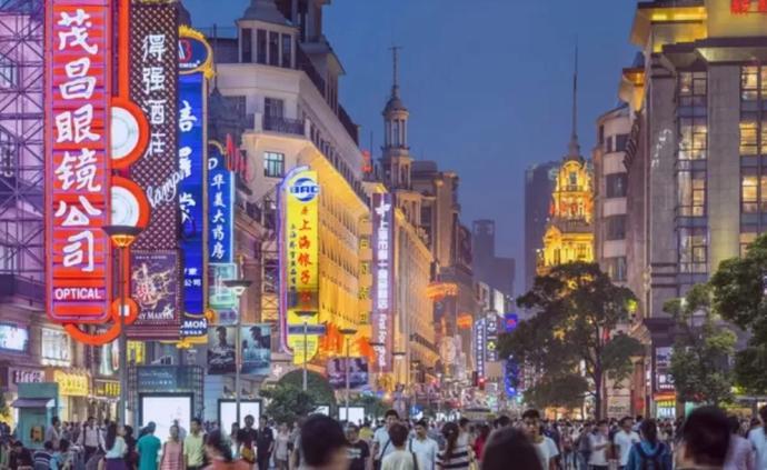 南京路步行街東拓計劃5月完成,周邊商業業態也在同步調整