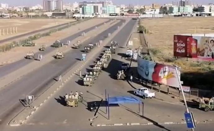 苏丹喀土穆机场发生激烈对峙,我使馆提醒注意安全