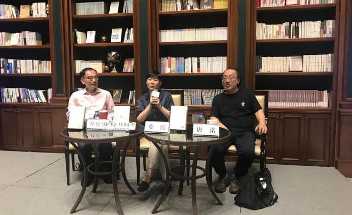 讲座|唐诺、林俊頴、费滢:小说不仅仅是讲故事