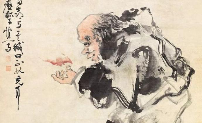 黄慎的画与傅山的字,山西博物院呈现古代书画捐赠展