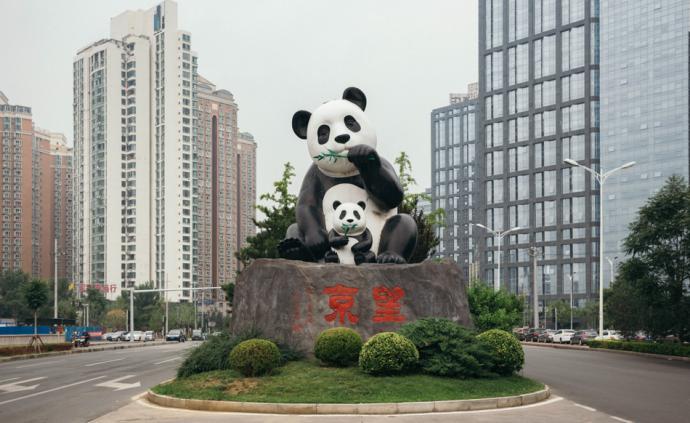 城市映像|在北京寻找日照的印记